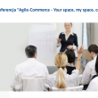 Conference Agile-Commerce: opportunity to promote FoodNet